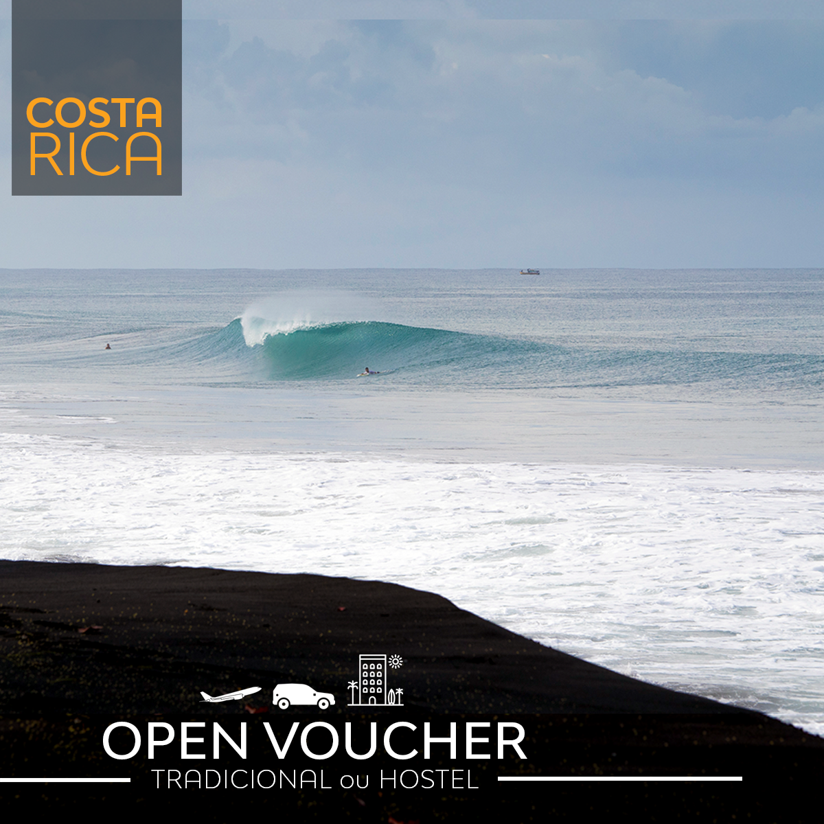 Open Voucher Costa Rica